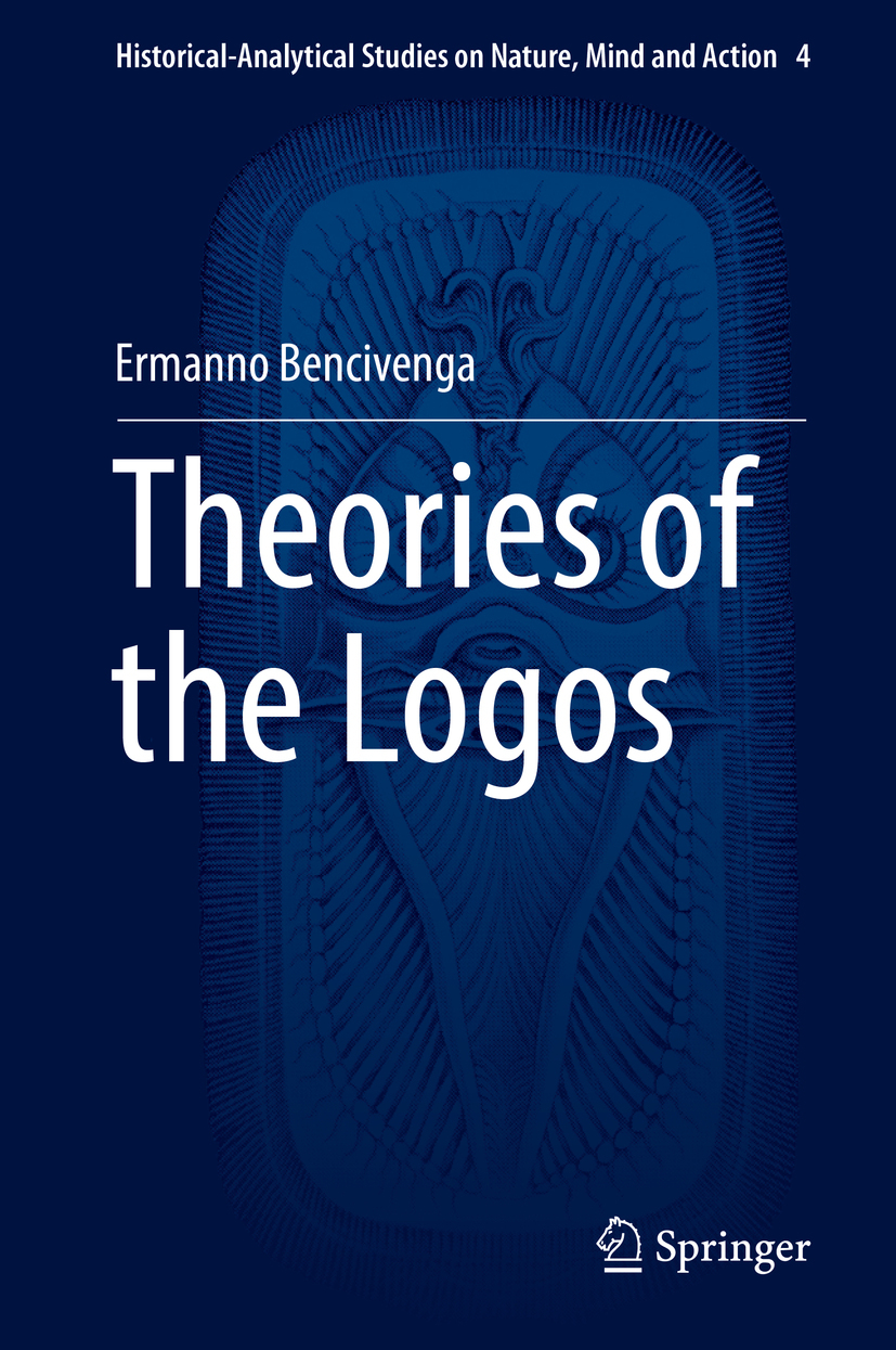 Bencivenga, Ermanno - Theories of the Logos, ebook