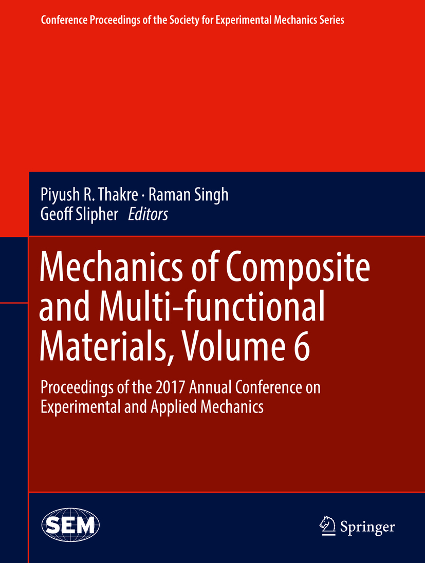 Singh, Raman - Mechanics of Composite and Multi-functional Materials, Volume 6, ebook