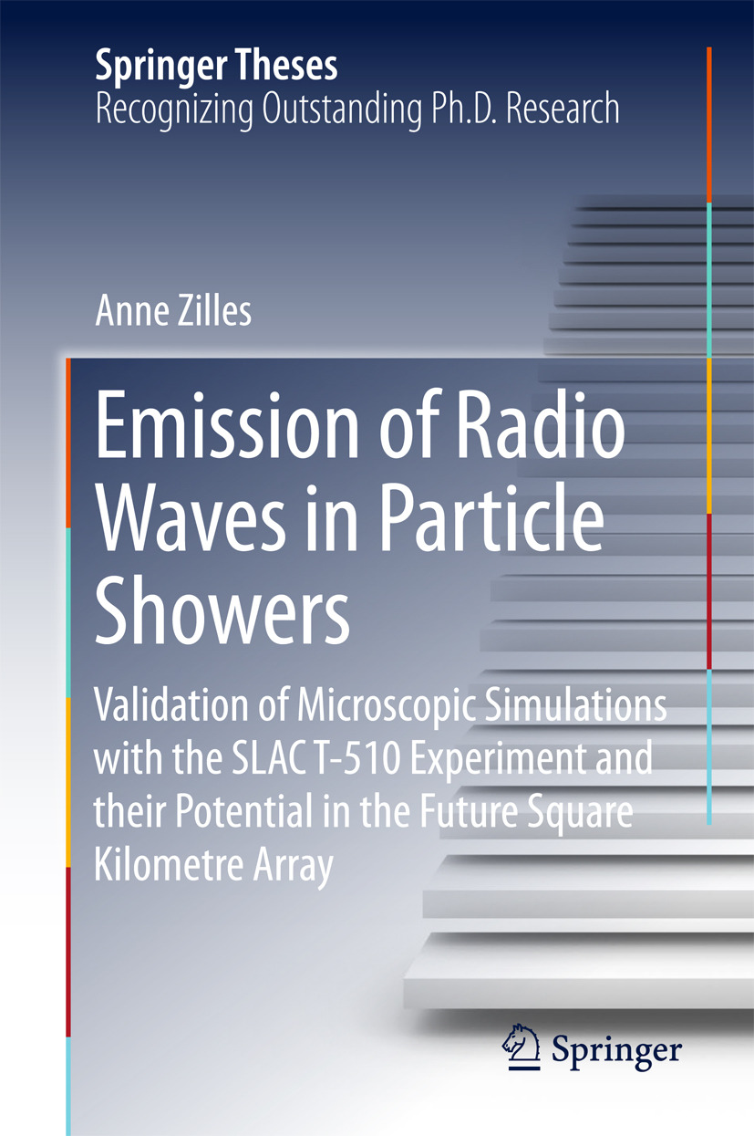 Zilles, Anne - Emission of Radio Waves in Particle Showers, ebook