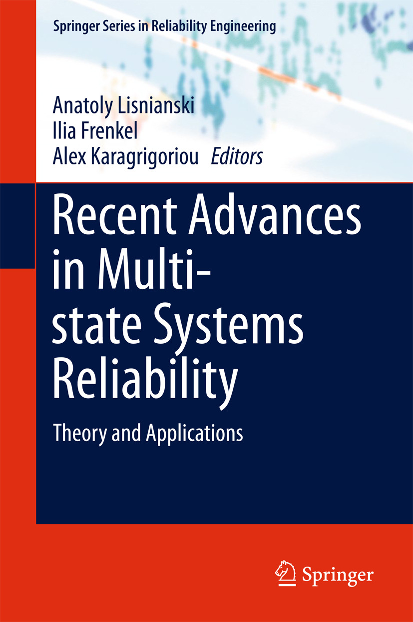 Frenkel, Ilia - Recent Advances in Multi-state Systems Reliability, ebook