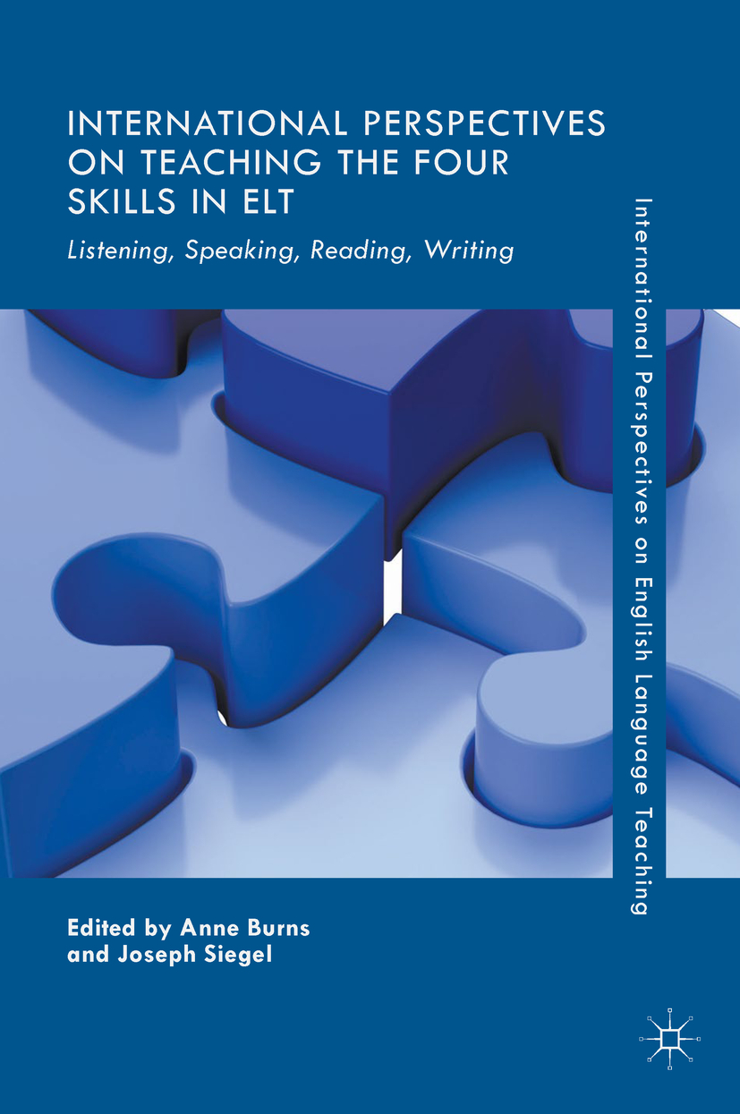 Burns, Anne - International Perspectives on Teaching the Four Skills in ELT, ebook