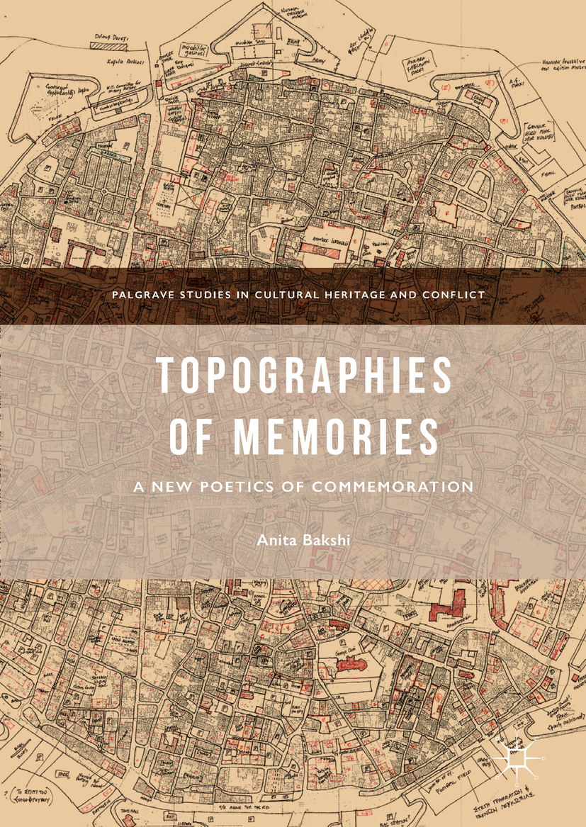 Bakshi, Anita - Topographies of Memories, ebook