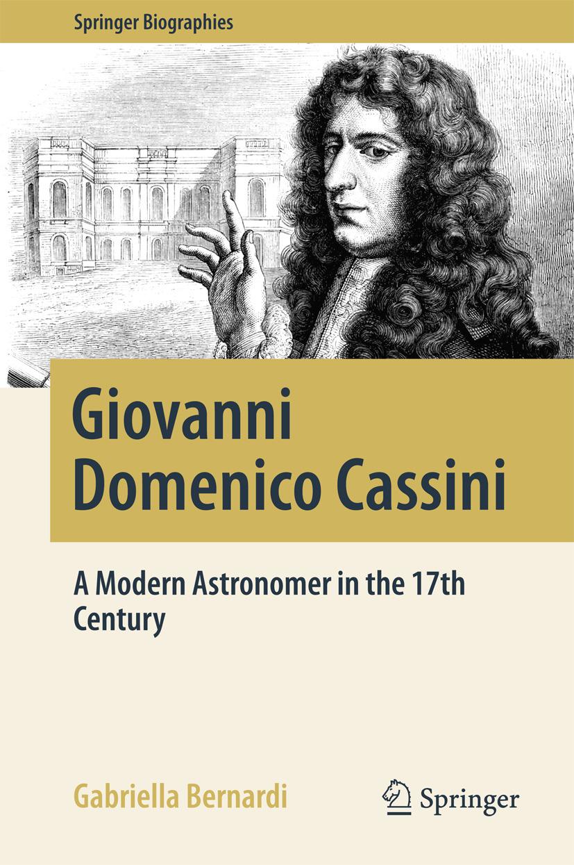 Bernardi, Gabriella - Giovanni Domenico Cassini, ebook