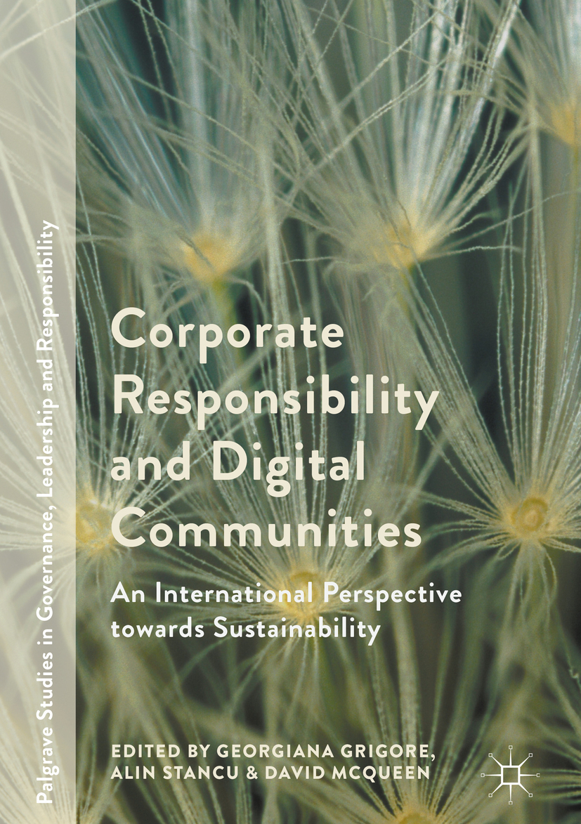 Grigore, Georgiana - Corporate Responsibility and Digital Communities, ebook
