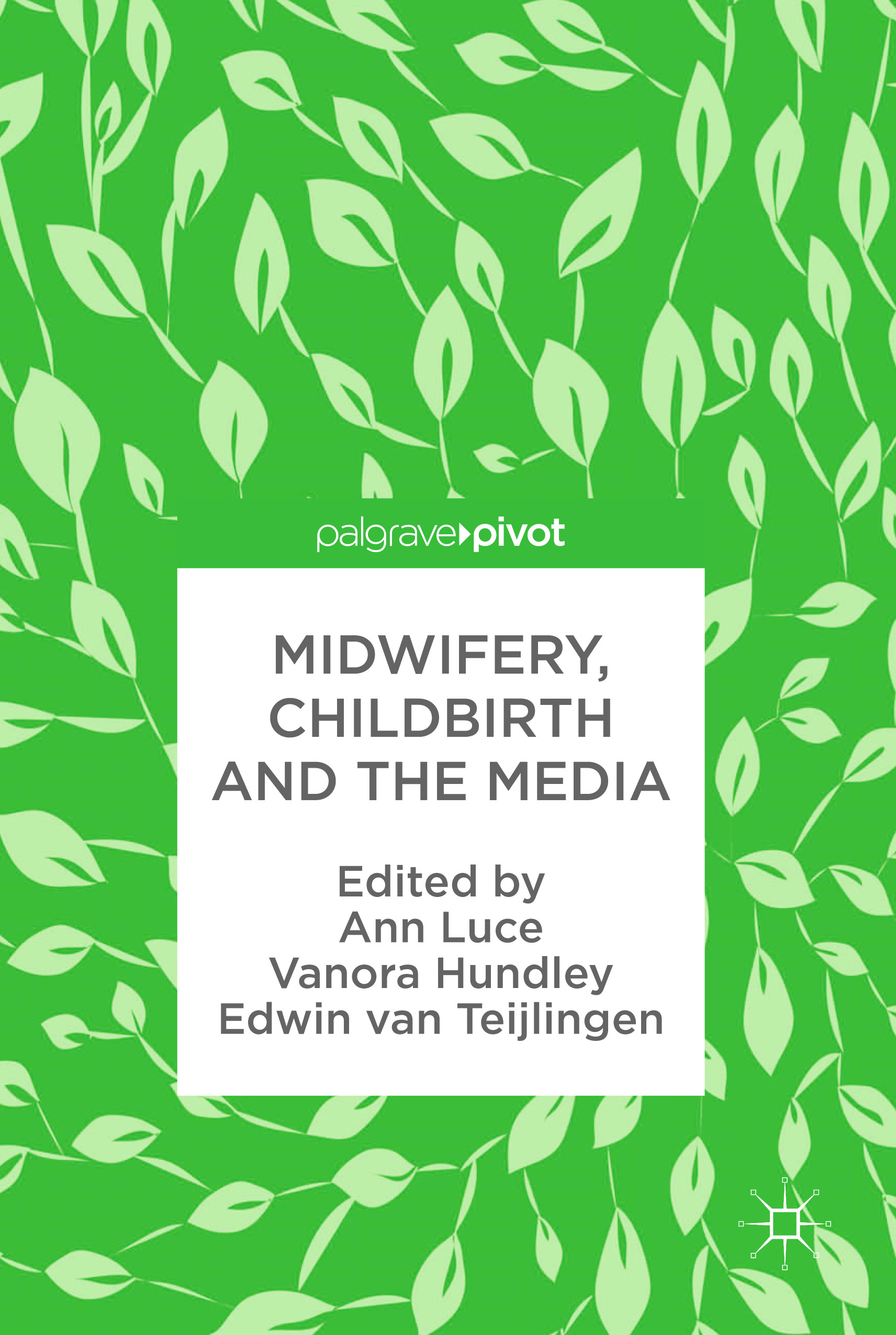 Hundley, Vanora - Midwifery, Childbirth and the Media, ebook