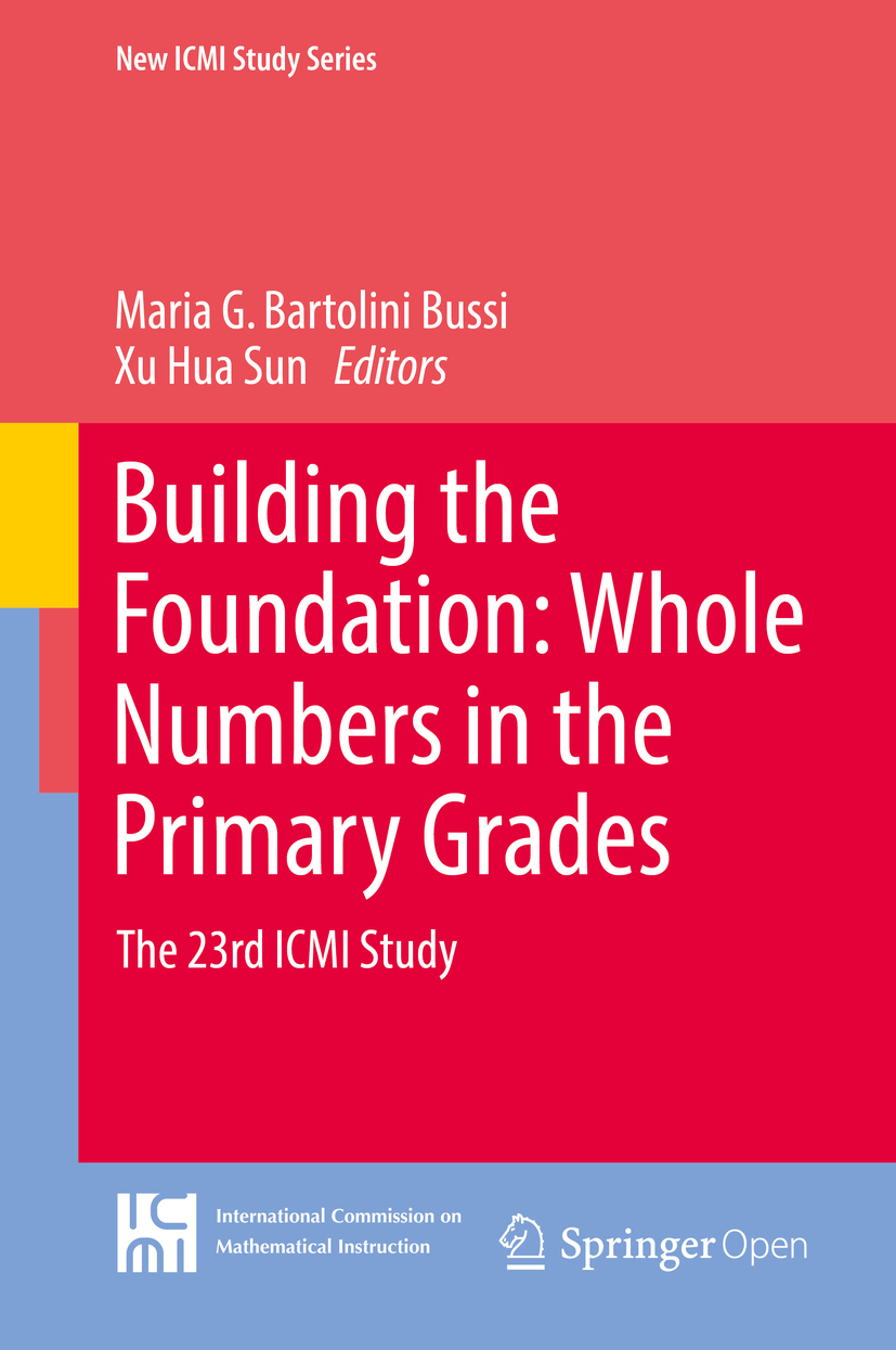 Bussi, Maria G. Bartolini - Building the Foundation: Whole Numbers in the Primary Grades, e-bok