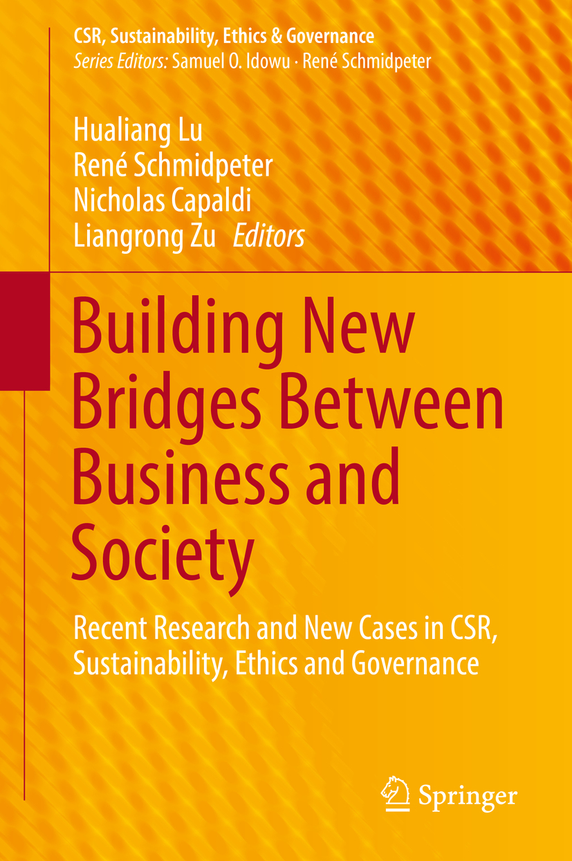 Capaldi, Nicholas - Building New Bridges Between Business and Society, ebook