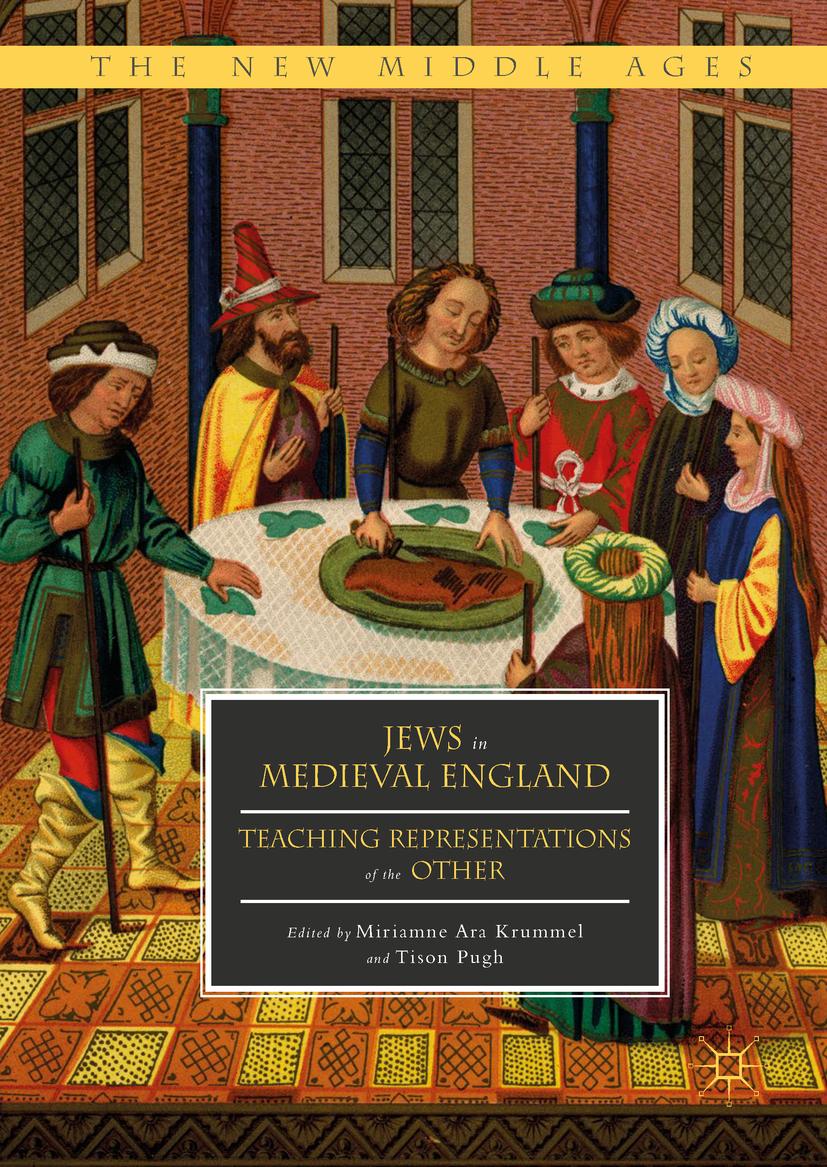 Krummel, Miriamne Ara - Jews in Medieval England, ebook