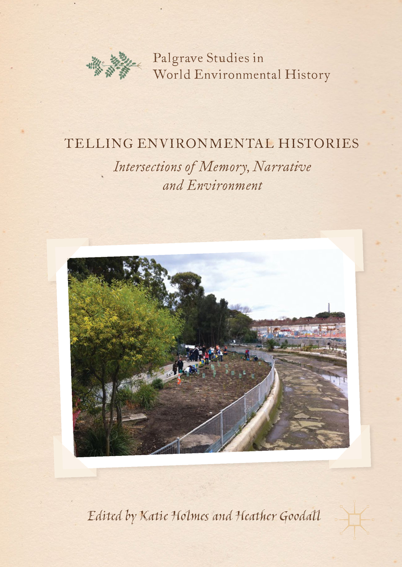 Goodall, Heather - Telling Environmental Histories, ebook