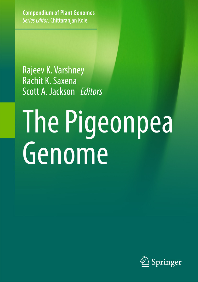 Jackson, Scott A. - The Pigeonpea Genome, ebook