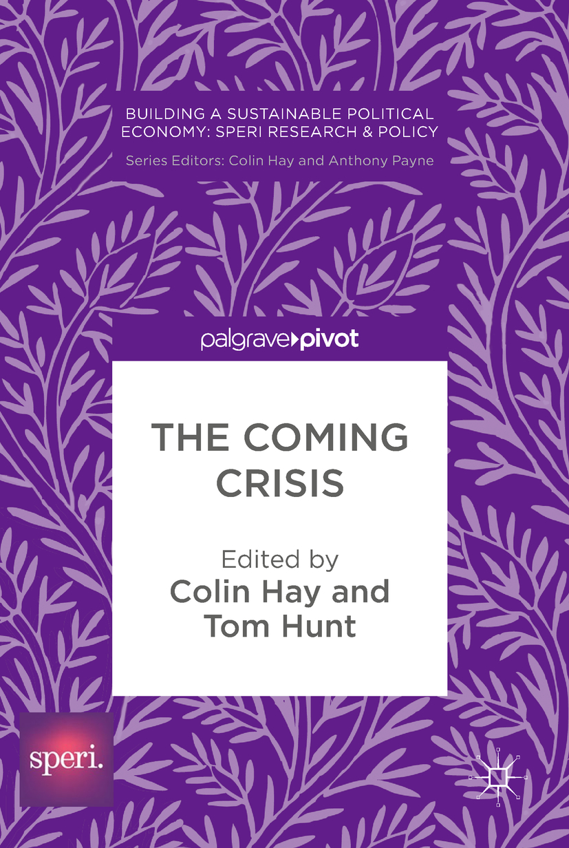 Hay, Colin - The Coming Crisis, ebook