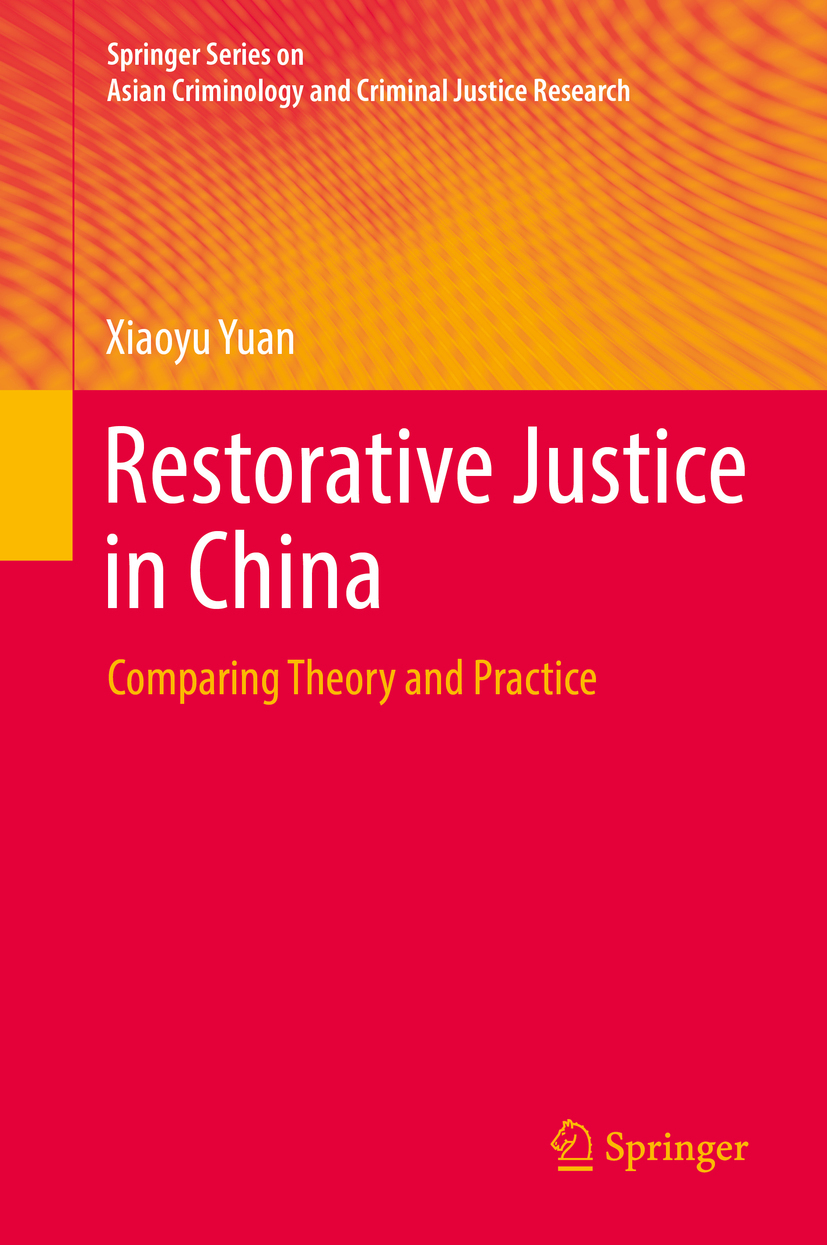 Yuan, Xiaoyu - Restorative Justice in China, ebook