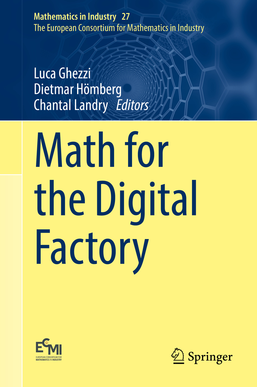 Ghezzi, Luca - Math for the Digital Factory, ebook