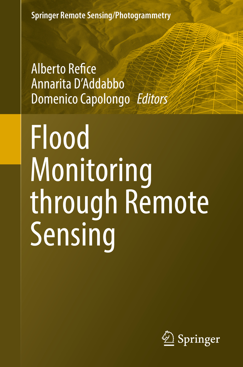 Capolongo, Domenico - Flood Monitoring through Remote Sensing, ebook
