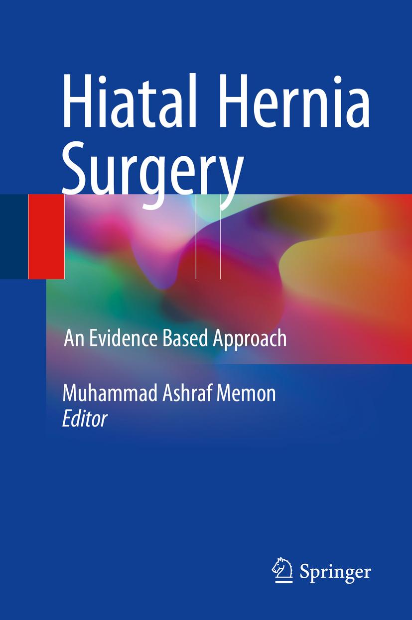 Memon, Muhammad Ashraf - Hiatal Hernia Surgery, ebook