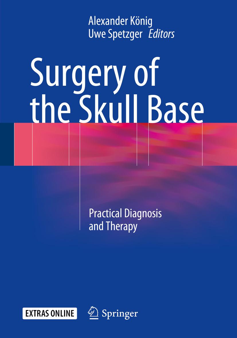 König, Alexander - Surgery of the Skull Base, ebook