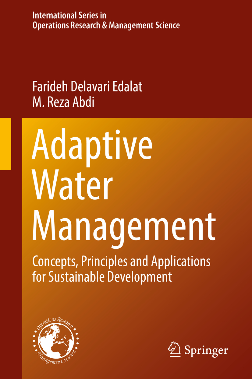 Abdi, M. Reza - Adaptive Water Management, e-kirja