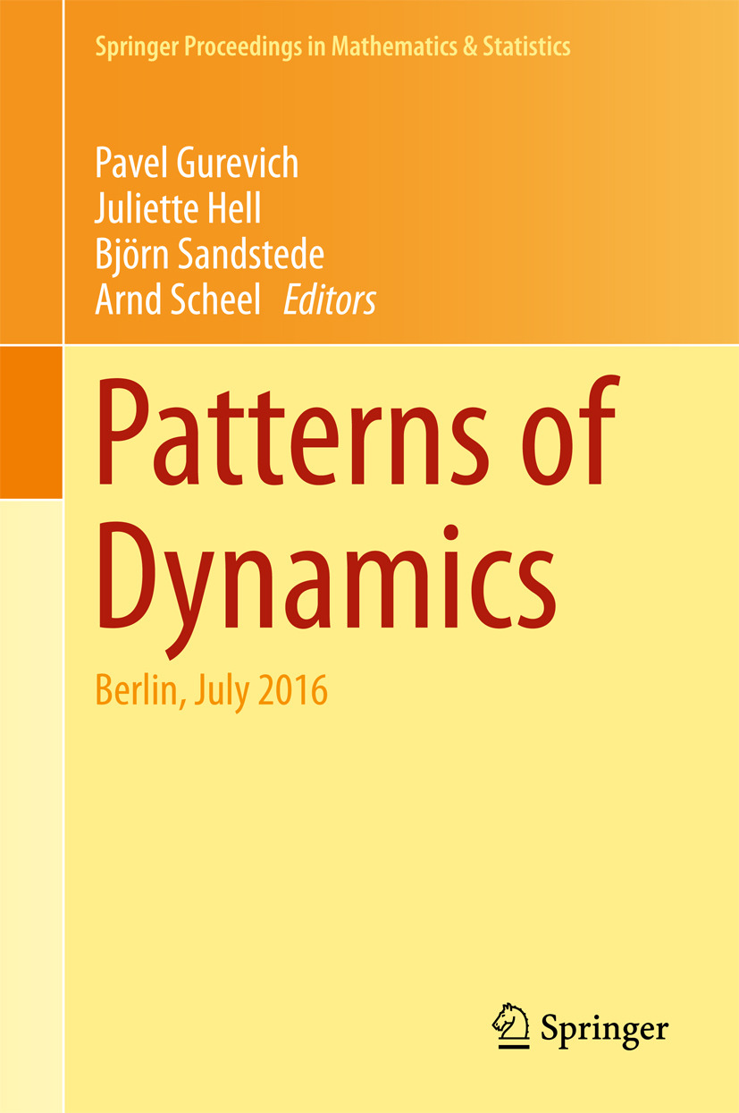 Gurevich, Pavel - Patterns of Dynamics, ebook