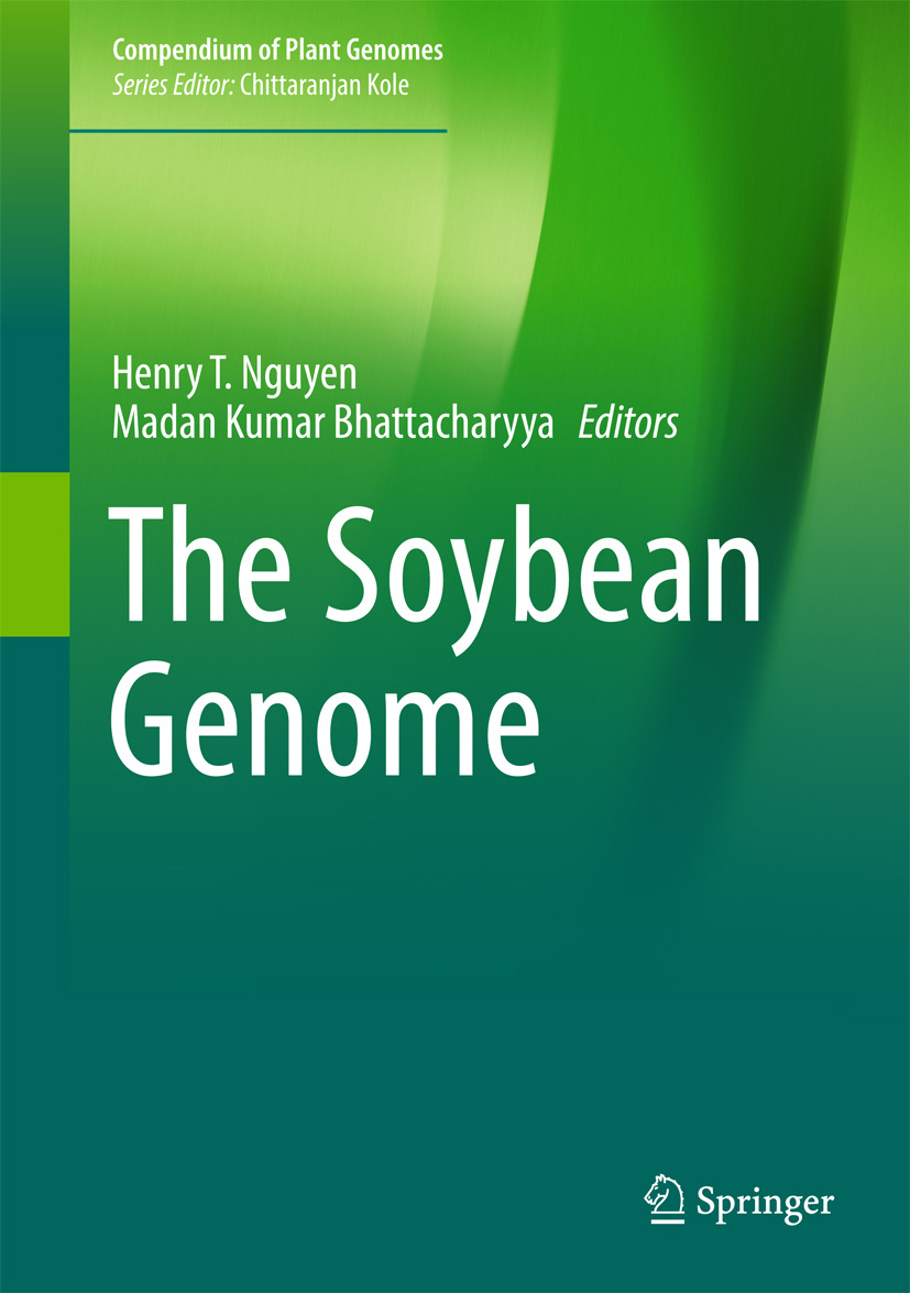 Bhattacharyya, Madan Kumar - The Soybean Genome, ebook