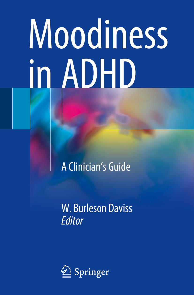 Daviss, W. Burleson - Moodiness in ADHD, ebook