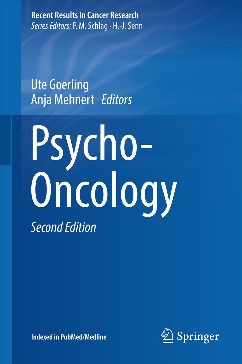 Goerling, Ute - Psycho-Oncology, ebook