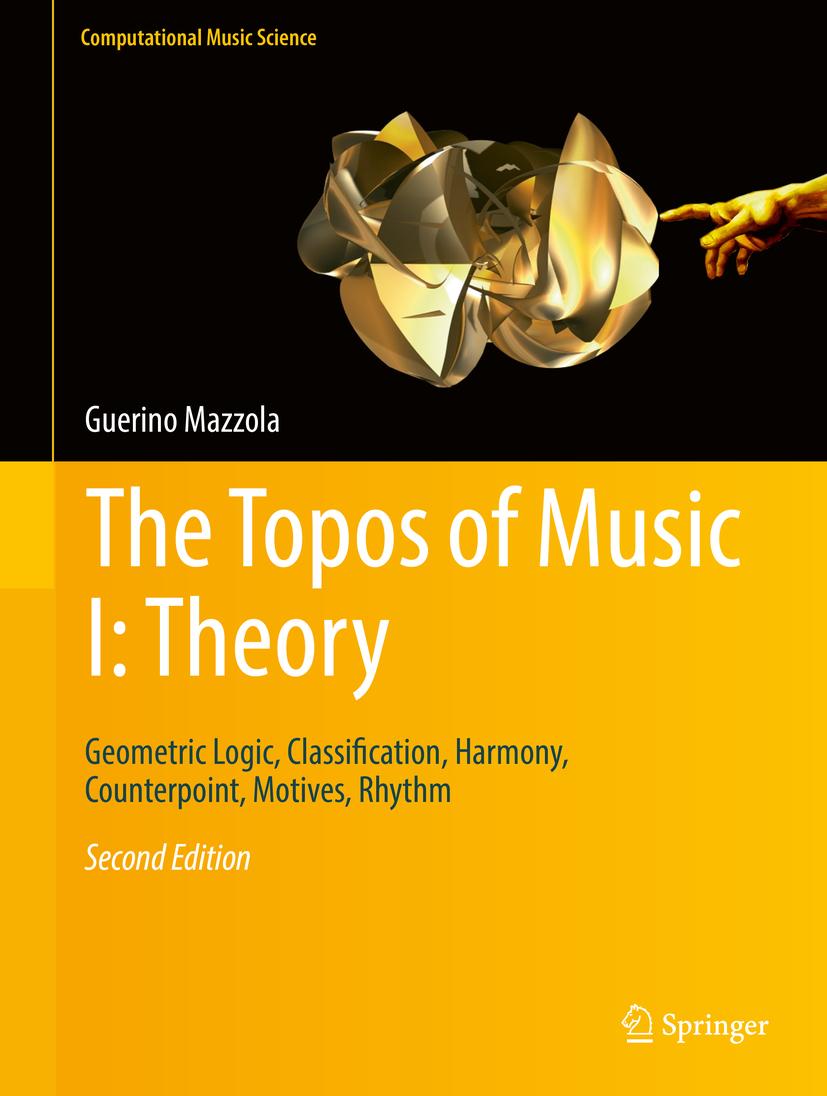 Mazzola, Guerino - The Topos of Music I: Theory, ebook