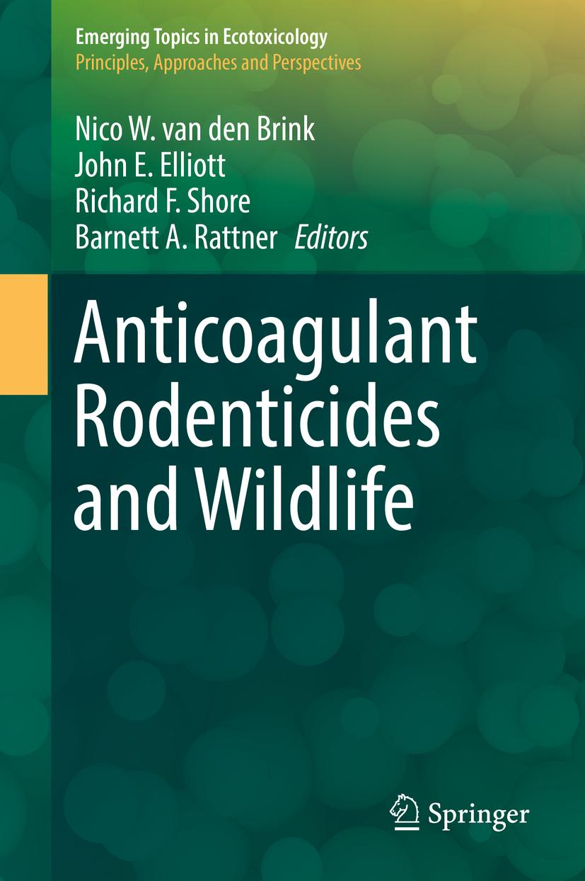 Brink, Nico W. van den - Anticoagulant Rodenticides and Wildlife, ebook