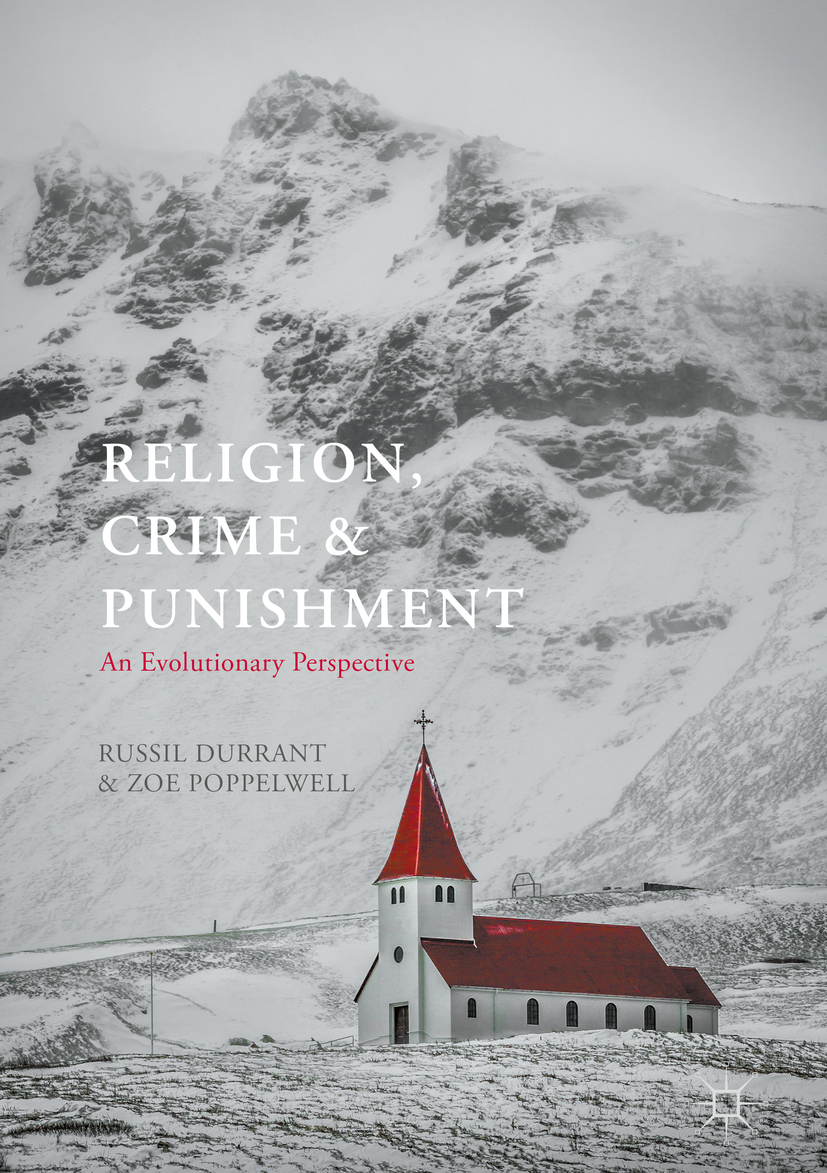 Durrant, Russil - Religion, Crime and Punishment, ebook