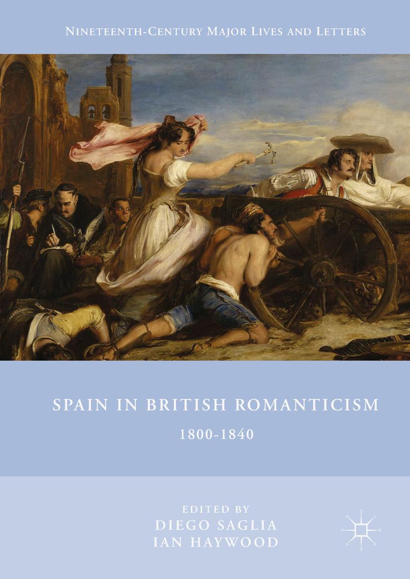 Haywood, Ian - Spain in British Romanticism, e-bok