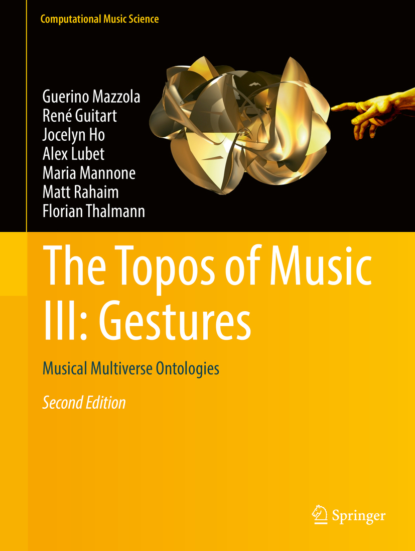 Guitart, René - The Topos of Music III: Gestures, ebook