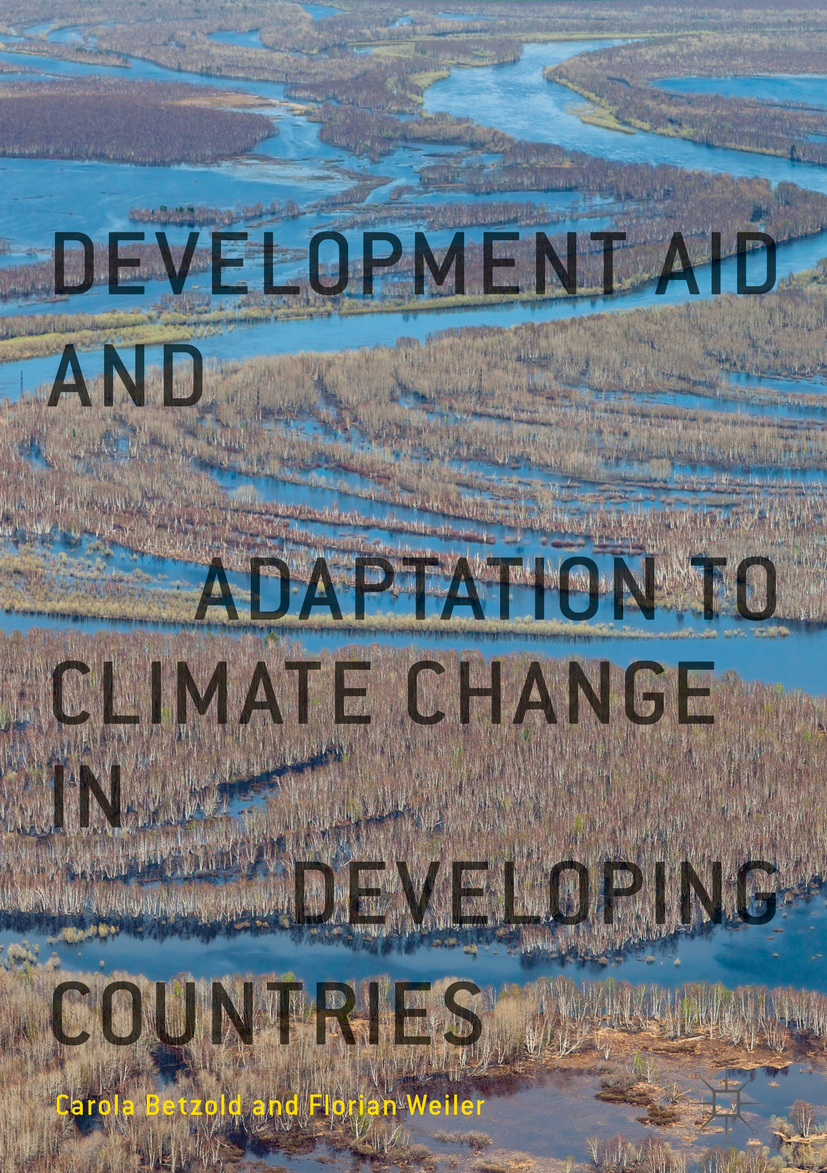 Betzold, Carola - Development Aid and Adaptation to Climate Change in Developing Countries, ebook