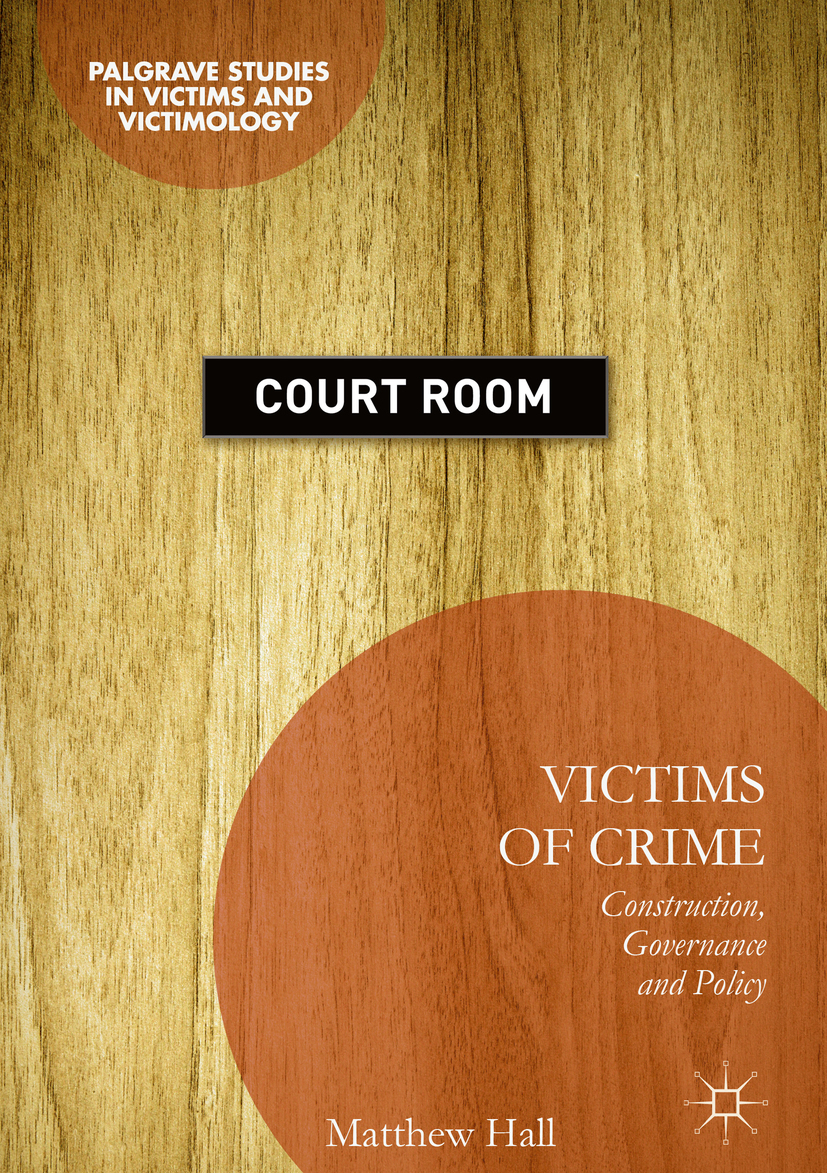 Hall, Matthew - Victims of Crime, ebook