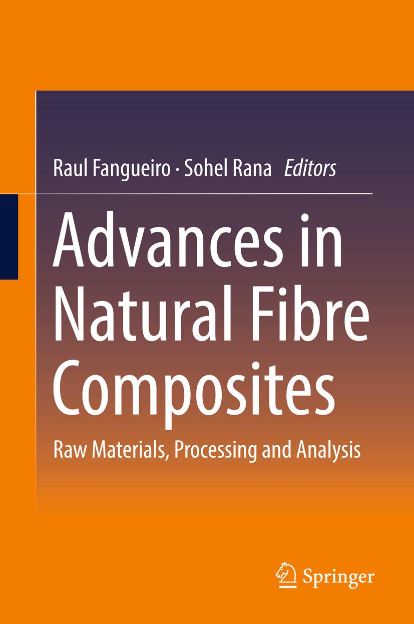 Fangueiro, Raul - Advances in Natural Fibre Composites, ebook