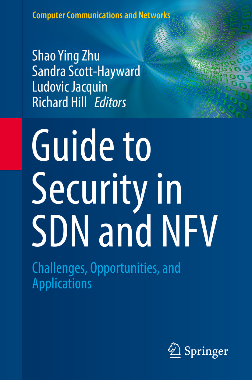 Hill, Richard - Guide to Security in SDN and NFV, e-kirja