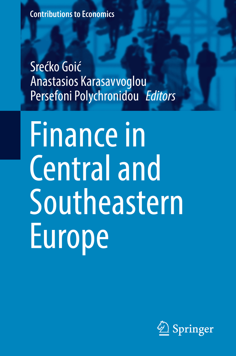 Goić, Srećko - Finance in Central and Southeastern Europe, ebook