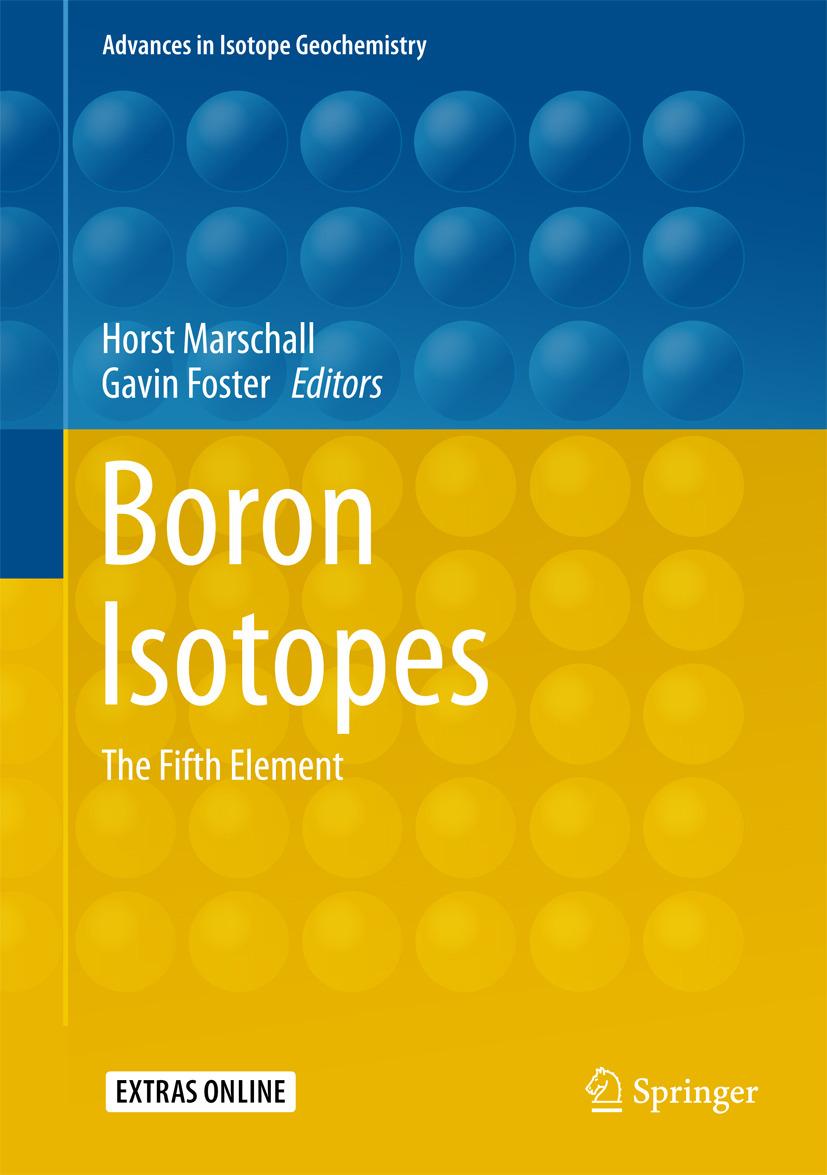 Foster, Gavin - Boron Isotopes, ebook