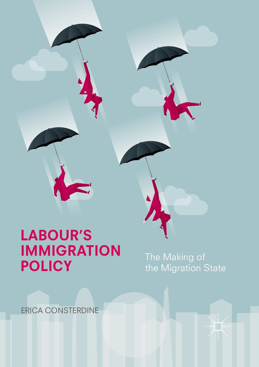 Consterdine, Erica - Labour's Immigration Policy, ebook