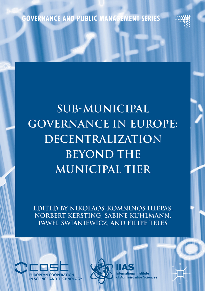 Hlepas, Nikolaos-Komninos - Sub-Municipal Governance in Europe, ebook