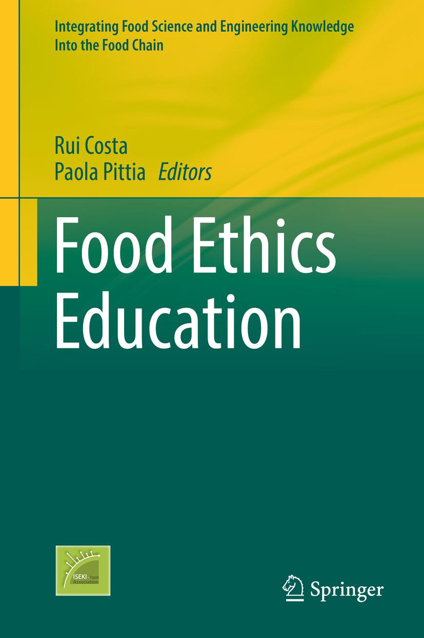 Costa, Rui - Food Ethics Education, ebook