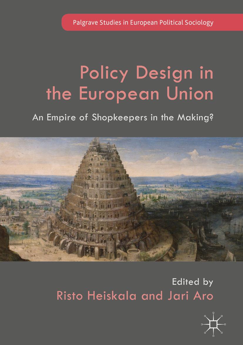Aro, Jari - Policy Design in the European Union, ebook