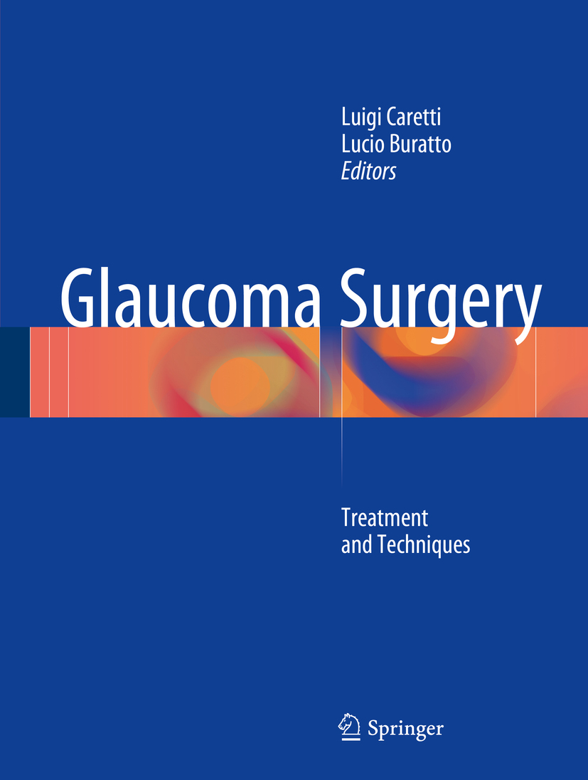 Buratto, Lucio - Glaucoma Surgery, ebook
