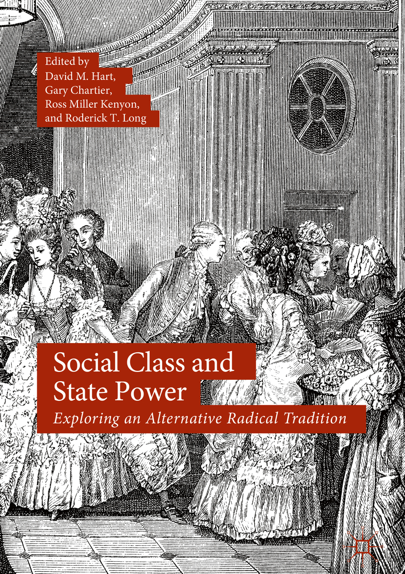 Chartier, Gary - Social Class and State Power, ebook