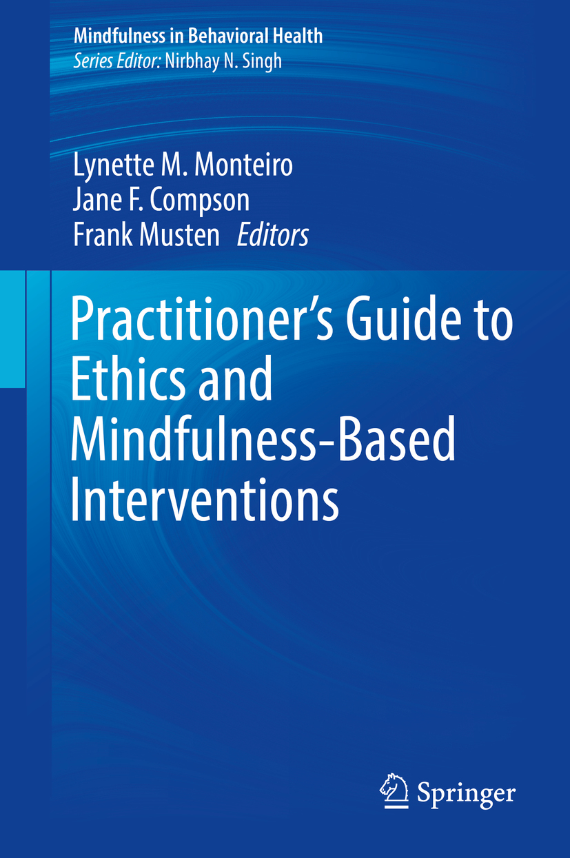 Compson, Jane F. - Practitioner's Guide to Ethics and Mindfulness-Based Interventions, ebook