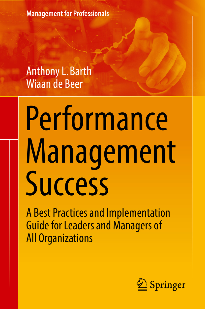 Barth, Anthony L. - Performance Management Success, ebook