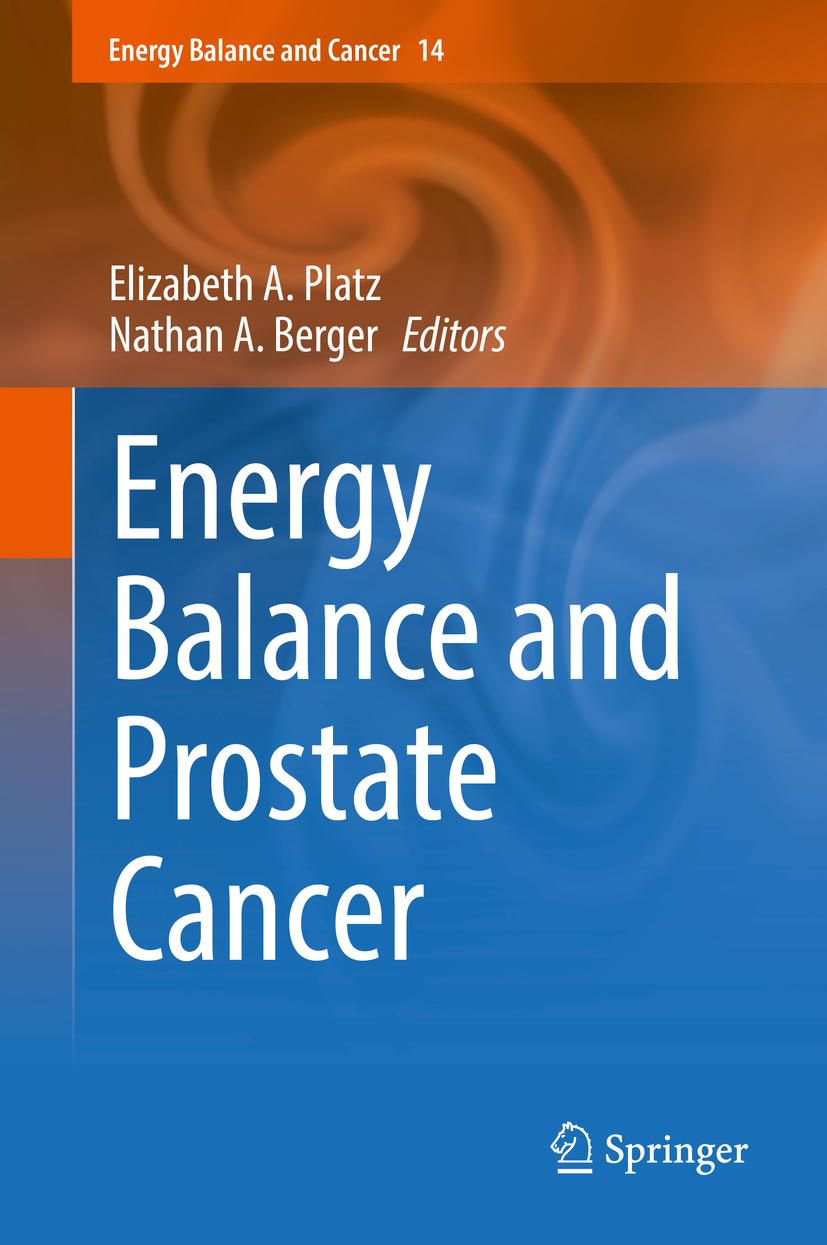 Berger, Nathan A. - Energy Balance and Prostate Cancer, ebook