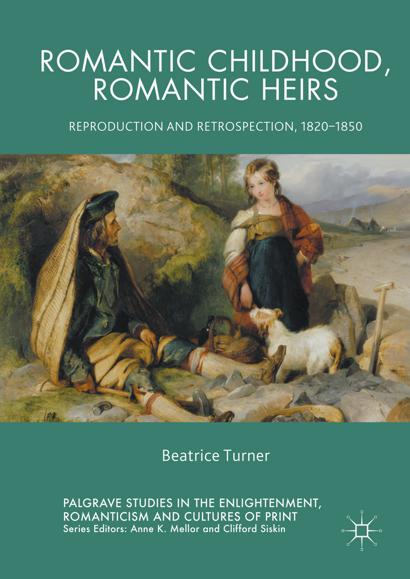 Turner, Beatrice - Romantic Childhood, Romantic Heirs, e-bok