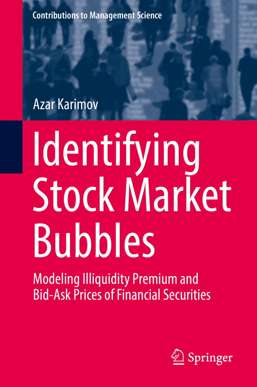 Karimov, Azar - Identifying Stock Market Bubbles, e-kirja