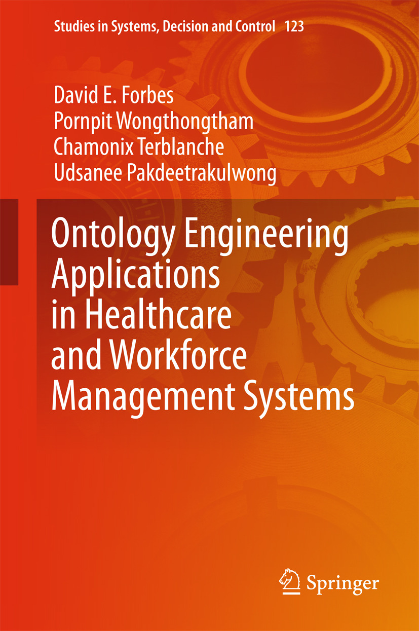 Forbes, David E - Ontology Engineering Applications in Healthcare and Workforce Management Systems, ebook