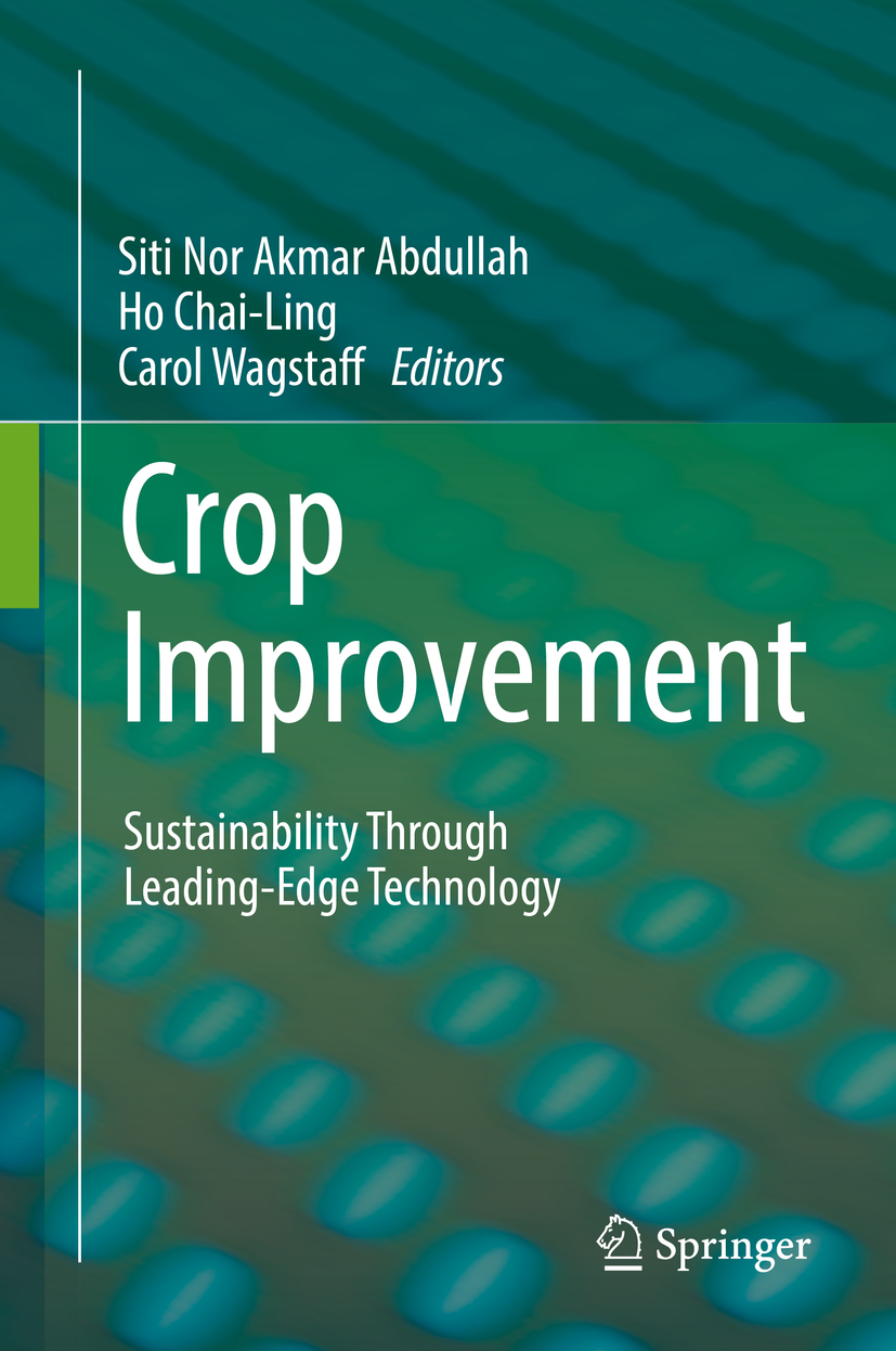 Abdullah, Siti Nor Akmar - Crop Improvement, ebook