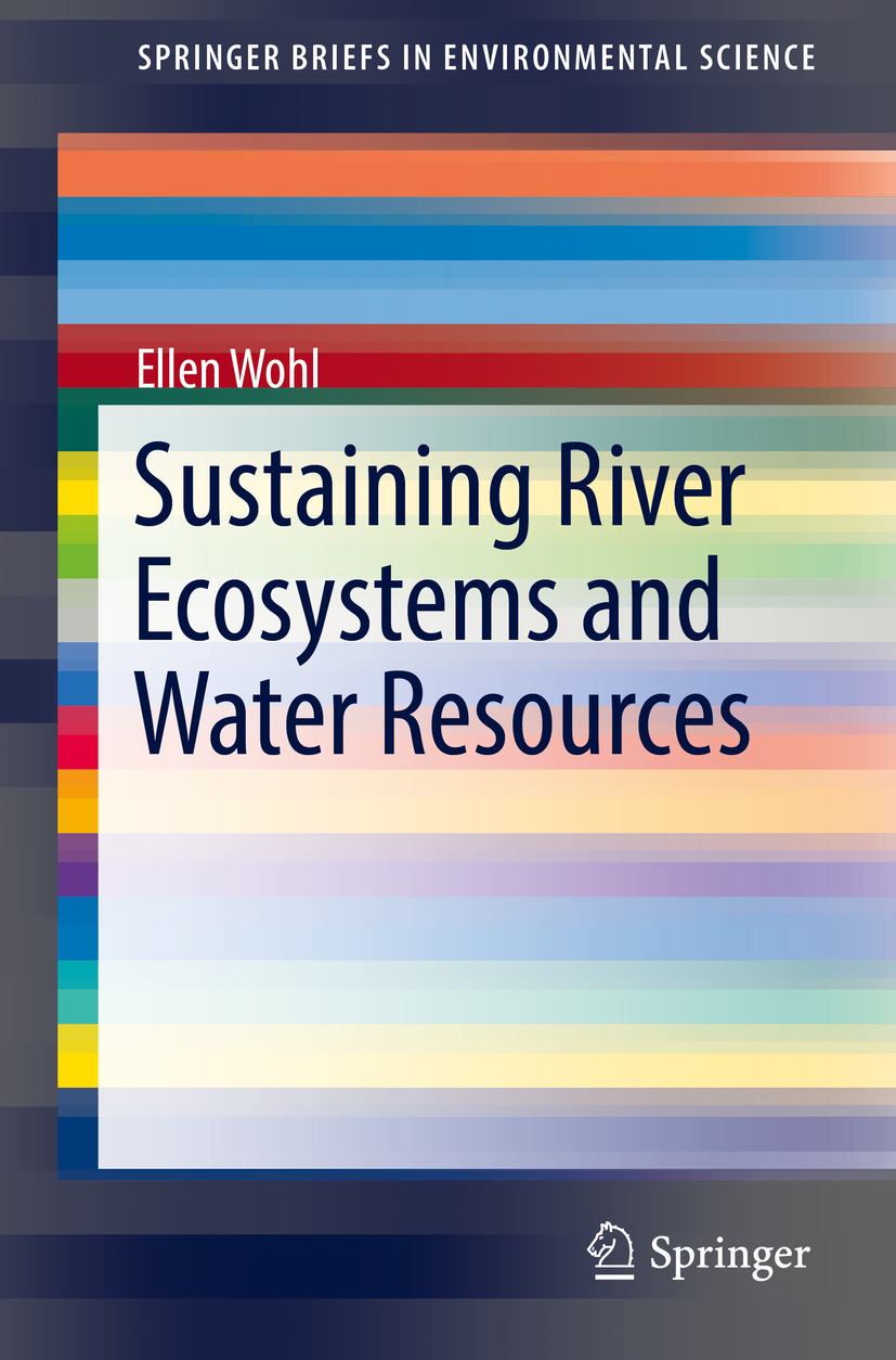 Wohl, Ellen - Sustaining River Ecosystems and Water Resources, ebook